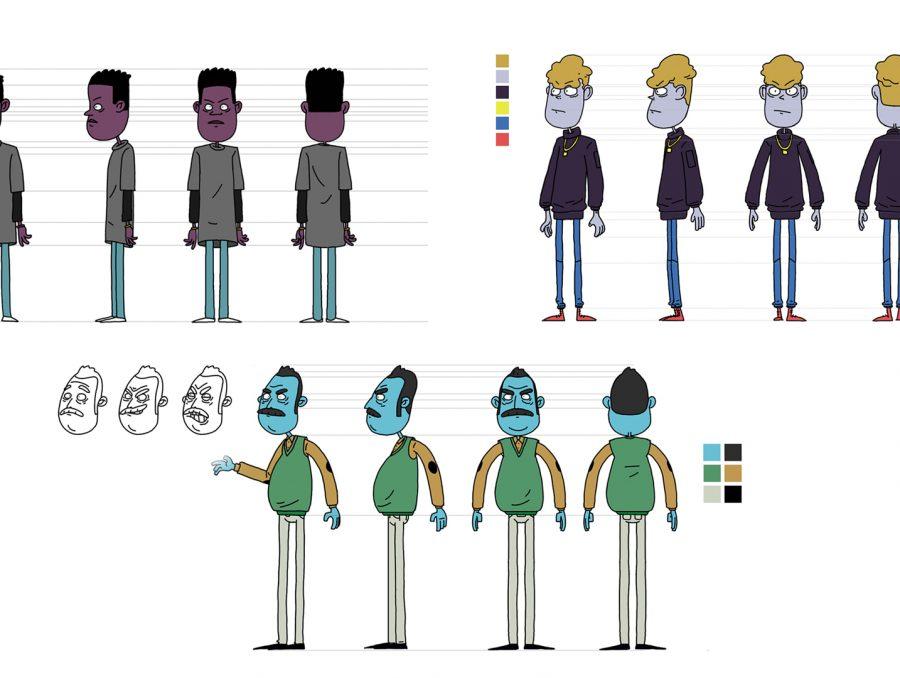 ThaSUP_tradiononal_animation_2D_scuol4_videoclip_machete_racoonstudio_2