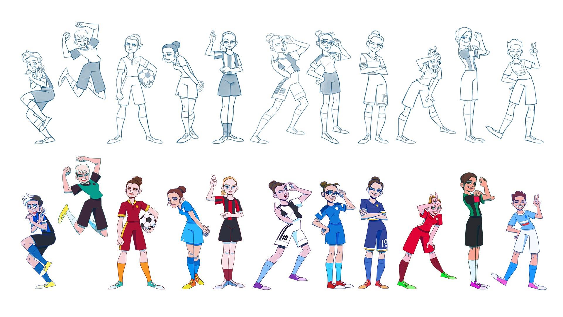 Uniche_animation_character_racoonstudio_motion_freeda_1